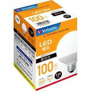 三菱ケミカルメディア LDG14LGLCV2 LED電球   電球色