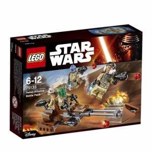 """レゴジャパン LEGO 75133 スター・ウォーズ バトルパック""""反乱者たち"""""""