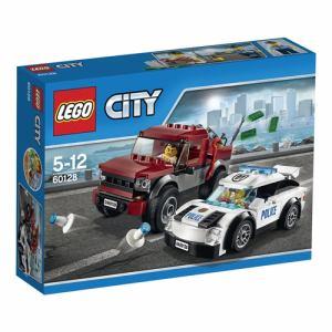 レゴジャパン LEGO 60128 シティ ポリスカーのドロボウ追跡