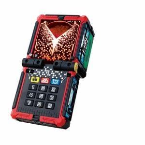 バンダイ 動物戦隊ジュウオウジャー 変身携帯 DXジュウオウチェンジャー