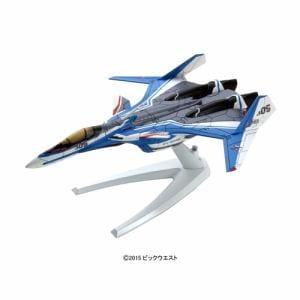 バンダイ メカコレクション マクロスシリーズ VF-31Jジークフリード ファイターモード(ハヤテ・インメルマン機)