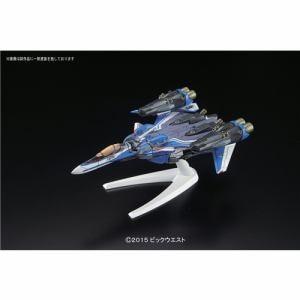 バンダイ メカコレクション マクロスシリーズ VF-31J スーパージークフリード ファイターモード(ハヤテ・インメルマン機)
