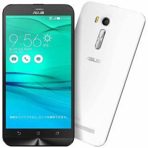 ASUS ZB551KL-WH16 [LTE対応]SIMフリースマートフォン ZenFone Go ホワイト&音声通話機能付ヤマダSIMカード(後日発送)セット