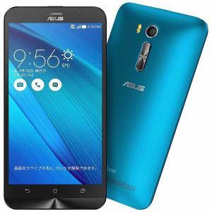 ASUS ZB551KL-BL16 [LTE対応]SIMフリースマートフォン ZenFone Go ブルー&音声通話機能付ヤマダSIMカード(後日発送)セット