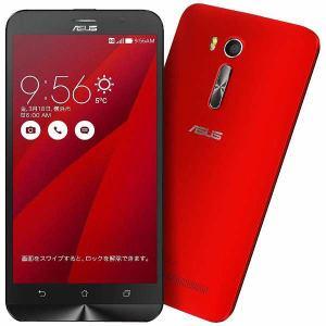 ASUS ZB551KL-RD16 [LTE対応]SIMフリースマートフォン ZenFone Go レッド&音声通話機能付ヤマダSIMカード(後日発送)セット
