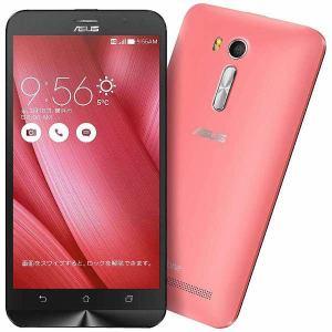 ASUS ZB551KL-PK16 [LTE対応]SIMフリースマートフォン ZenFone Go ピンク&音声通話機能付ヤマダSIMカード(後日発送)セット