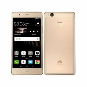 Huawei(ファーウェイ) VNS-L22-GOLD P9 LITE 51090LVJ Android 6.0搭載 5.2インチ液晶 SIMフリースマートフォン Gold(ゴールド)&音声通話機能付ヤマダSIMカード(後日発送)セット