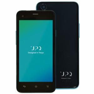 UPQ(アップ・キュー) QASP001BKX [LTE対応] SIMフリースマートフォン 「UPQ Phone A01X」 16GB ブラック&音声通話機能付ヤマダSIMカード(後日発送)セット