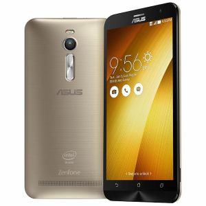 ASUS ZE551ML-GD64S4 LTE対応 SIMフリースマートフォン 「Zenfone 2」 Android 5.0搭載 5.5インチ 64GB (メモリ4GB) ゴールド&音声通話機能付ヤマダSIMカード(後日発送)セット