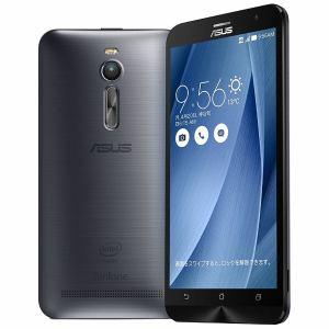 ASUS ZE551ML-GY64S4 LTE対応 SIMフリースマートフォン 「Zenfone 2」 Android 5.0搭載 5.5インチ 64GB (メモリ4GB) グレー&音声通話機能付ヤマダSIMカード(後日発送)セット