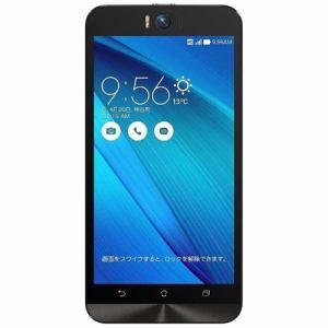 ASUS ZD551KL-BL16 SIMフリースマートフォン ZenFone Selfie アクアブルー&音声通話機能付ヤマダSIMカード(後日発送)セット