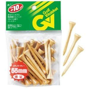 タバタ GV-0504 プロスリムレギュラー(白木) 【ティー】 プロスリムレギュラー(白木)