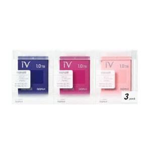 マクセル カセットHDD iV(アイヴィ)カラーミックス 1TB×3個セット M-VDRS1T.E.MX3P