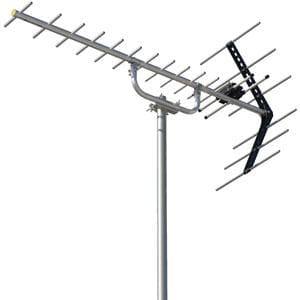 日本アンテナ 家庭用屋外UHFアンテナ(直付) AU14R