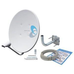 DXアンテナ BS・CS110度アンテナセット BC453K