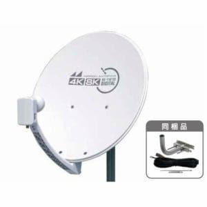 日本アンテナ CSRL45ST 4K8K放送対応BS・110°CSアンテナ