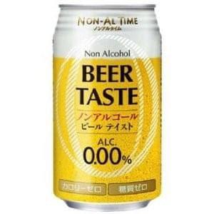 合同酒精 ノンアルタイムビールテイスト 350ml 1本