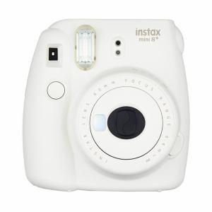 富士フイルム INSTAXMINI8P-VNL インスタントカメラ instax mini 8+ 「チェキ」 バニラ
