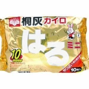 桐灰化学 きりばい・はるミニ  10P 桐灰化学