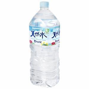 サントリー 南アルプスの天然水 2L