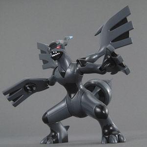 キャラクタープラモ ポケモン14 ゼクロ
