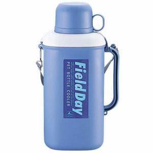 CAPTAIN STAG M-8904 キャプテンスタッグ 抗菌ペットボトル用クーラー〈保冷剤付〉2.0L(パープル)(市販品角型ペットボトル2L、丸型・角型ペットボトル1.5L専用)