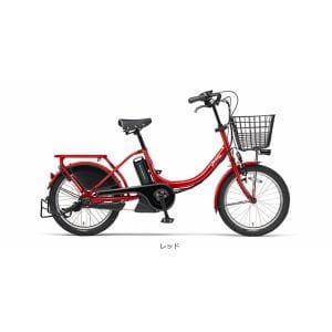 ヤマハ PAS Babby 20型〈PA20B〉 【2016年モデル】 電動自転車 レッド