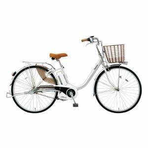 パナソニック BE-ELDU63 ビビ・ライト・U 26型 【2016年モデル】 電動自転車 アッシュシルバー2