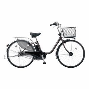 パナソニック BE-ELD432 ビビ・DX 24型 【2016年モデル】 電動自転車 ラプターグレー