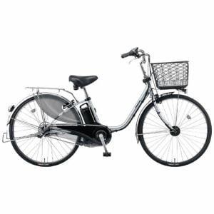 パナソニック BE-ELD432 ビビ・DX 24型 【2016年モデル】 電動自転車 モダンシルバー