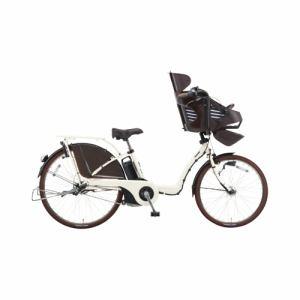 パナソニック BE-ELMD632 ギュット・DX 22/26型 【2016年モデル】 電動自転車 オフホワイト