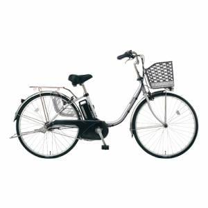 パナソニック BE-ELTX63 ビビ・TX 26型 【2016年モデル】 電動自転車 モダンシルバー