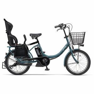 ヤマハ PAS Babby XL 20型 〈PA20BXL〉 【2016年モデル】 電動自転車 マットグリーンアッシュ