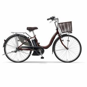 ヤマハ PAS ナチュラM 26型 【2017年モデル】 電動自転車 PA26NM カラメルブラウン