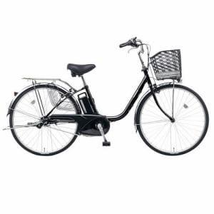 パナソニック ビビ・TX 26型 2017年モデル 電動自転車 BE-ELTX632 ピュアブラック
