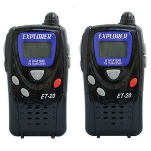 FRC ET-20X 特定小電力トランシーバー 2個1組