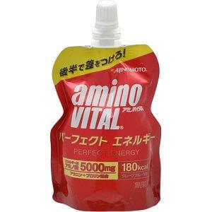味の素(AJINOMOTO) アミノバイタル パーフェクトエネルギー 130g 【栄養補給ゼリー】