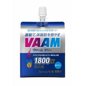 明治 ヴァーム ゼリー 180g 【健康補助】