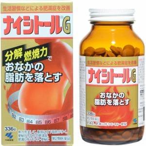 小林製薬 ナイシトールG (336錠) 【第2類医薬品】