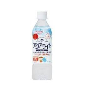 和光堂(WAKODO) ベビーのじかん アクアライトりんご 3ヶ月頃から 500mL 【ベビー・飲料】