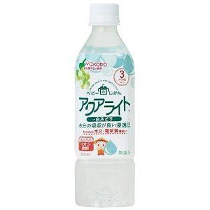 和光堂(WAKODO) ベビーのじかん アクアライト白ぶどう 3ヶ月頃から 500mL 【ベビー・飲料】