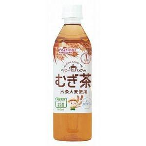 和光堂(WAKODO) ベビーのじかん むぎ茶 1ヶ月頃から 500mL 【ベビー・飲料】