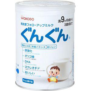 和光堂  フォローアップミルク ぐんぐん 850g