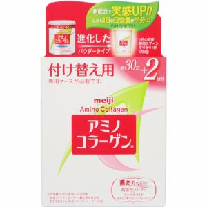 明治(Meiji) アミノコラーゲン 付け替え用 (96g) 【ビューティーサポート】