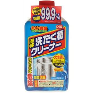 ライオン ケミカル ピクス 液体 洗たく槽クリーナー 550g