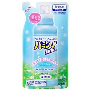 花王 ハミングNeo ホワイトフローラルの香り つめかえ用 320ml