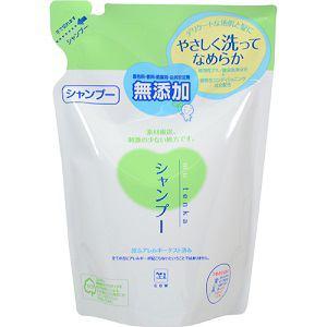 牛乳石鹸 カウブランド 無添加シャンプー つめかえ用 400ml 【日用消耗品】