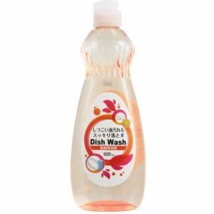 ロケット石鹸 アドグッド 食器用洗剤 オレンジの香り 600ml 【日用消耗品】