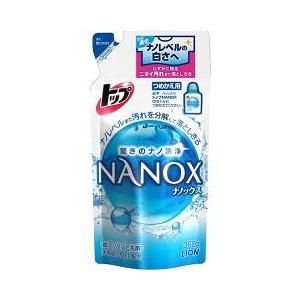 【処分品】ライオン トップ NANOX(ナノックス) クリスタルフルーティの香り つめかえ用 360g 【日用消耗品】