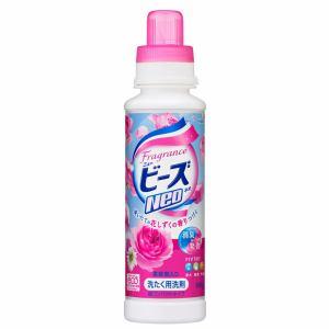 花王 フレグランスニュービーズ Neo(ネオ) [本体] 洗いたての花しずくの香り 本体 400g 【日用消耗品】